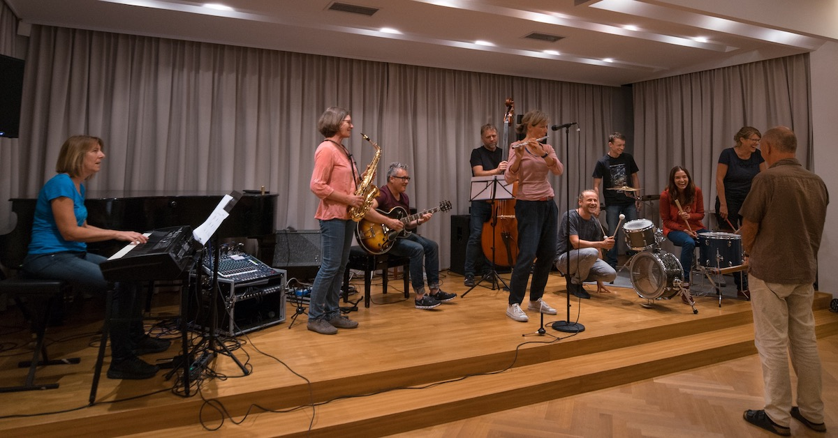 Jazz Sommer Workshop im Montafon